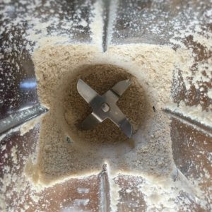 Graines de tournesol mixées