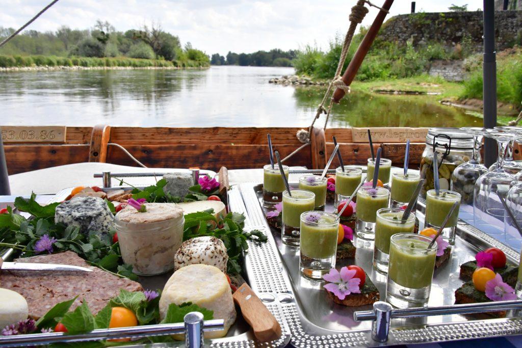 Dégustation en Loire