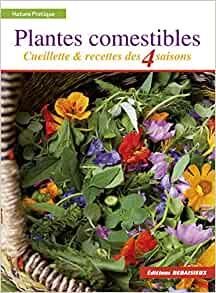 Plantes comestibles Guy Lalière
